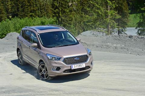 Ford Kuga AWD