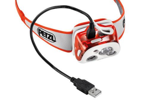 Snabb laddning med USB-kabel