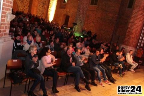 Benefizkonzert für Pablo in Dessau: Bärenherz war dabei