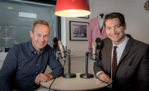Framgångspodden intervjuar Jan Höjman, VD, Tailor Store