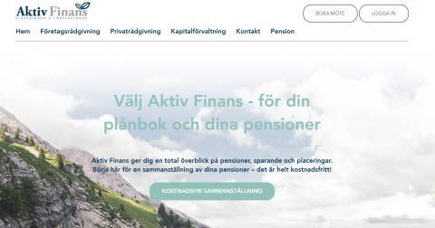 Aktiv Finans ansluter sig till Tydliga