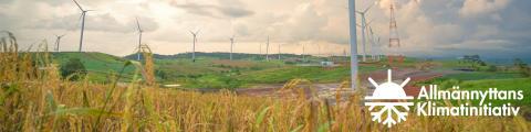 Fossilfri allmännytta 2030 med Allmännyttans klimatinitiativ
