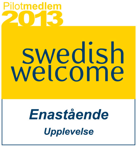 """Nordiska Akvarellmuseet är en""""Enastående upplevelse"""" enligt organisationen Swedish Welcome"""