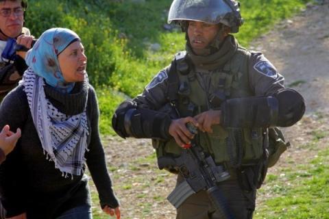 Israel och de ockuperade områdena: Hänsynslöst israeliskt våld på Västbanken