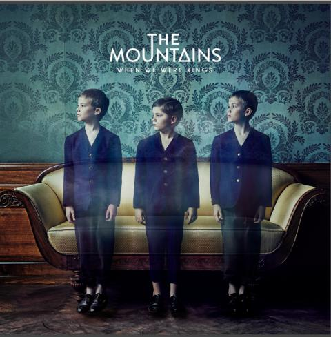 Nyt album og koncert IDAG med The Mountains !