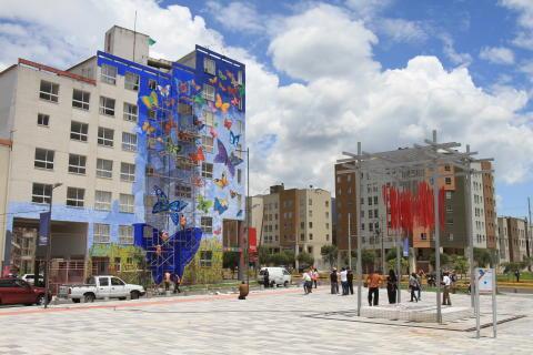 Quito centrum för urban konst