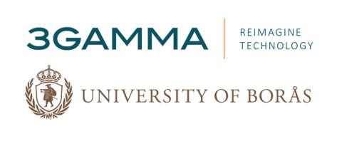 3gamma participates in research project on Data Driven Innovation conducted by the University of Borås