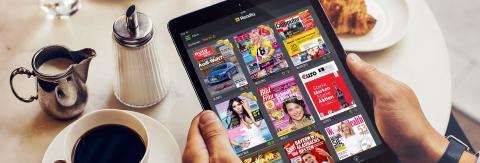Readly kompakt: Auflagen-Steigerung / 3,3 Mio gelesene Magazine / 38 neue deutschsprachige Titel