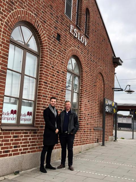 Eslöv klättrar hela 24 placeringar på Svenskt Näringslivs företagsrankning