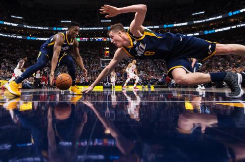Jonas Jerebko ska tackla superstjärnorna i NBA-slutspelet