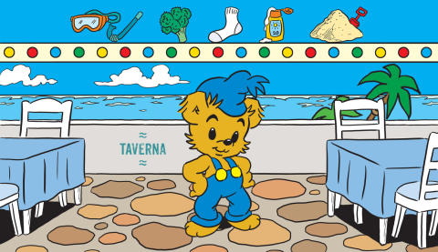TUI-Bamse-Club-sovellus