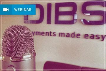 Se webinar - Introduktion til DIBS Integration