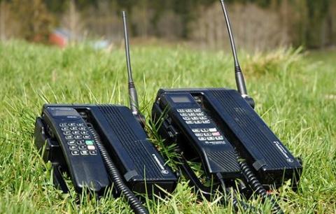 Har du Danmarks ældste mobiltelefon?