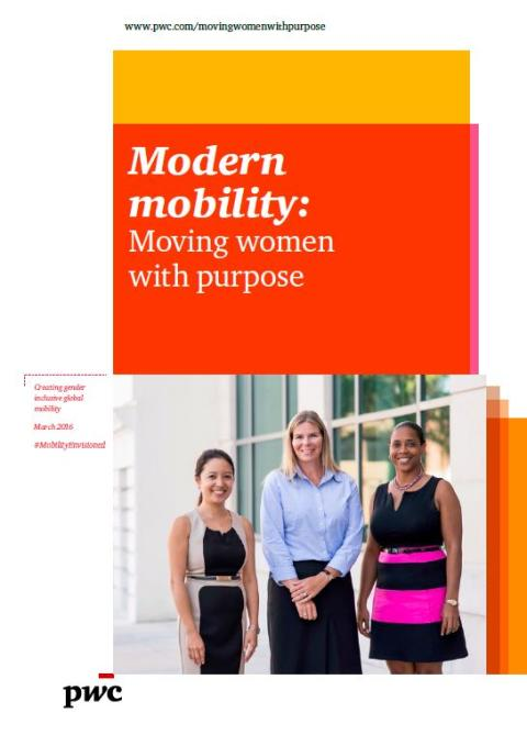 Female demand for international mobility at an all-time high