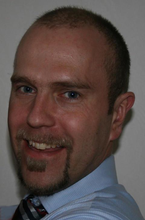 Niss Jonas Carlsson, VD och grundare på Brainglass