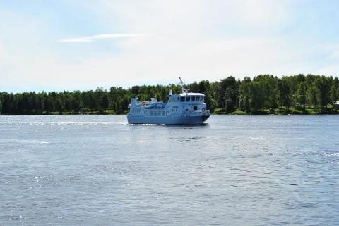 Kompetensbåten ska locka studenter till Kalix