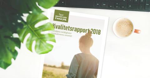 Kvalitetsrapport för 2018 släppt
