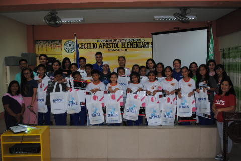 Epson works with youth groups to drive environmental initiatives