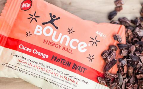 En ny glutenfri smaksbombe for alle som er opptatt av trening og/eller ernæring