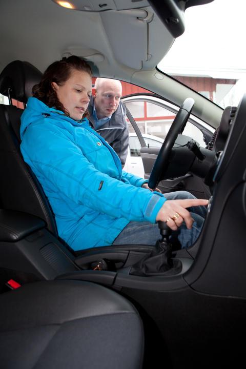 KVD Kvarndammen börjar sälja bilar åt privatpersoner