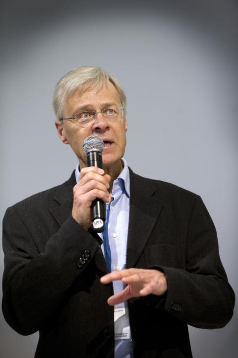 Weine Wiqvist, vd för Avfall Sverige