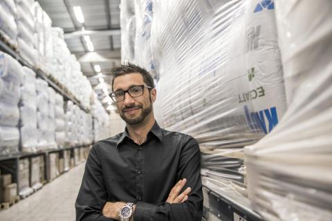 Nyt Knauf Insulation-lager giver hurtig service
