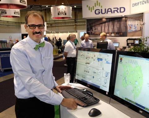Norsk driftövervakning etablerar sig i Sverige