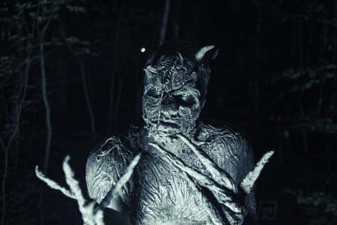 Nyhet Halloween på Liseberg 2019: Skogen