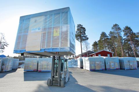 Concentus i Kalix AB går in som ny ägare av Isolamin i Överkalix