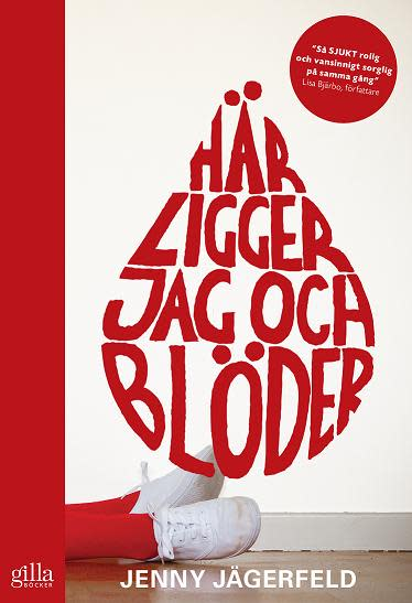 Augustnominerade Jenny Jägerfeld till LitteraLund 29 oktober!