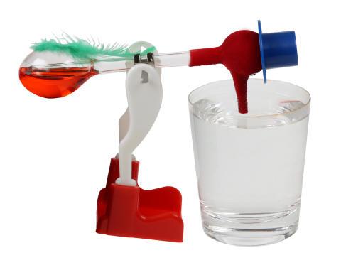 Drickande Fågeln Evighetsmaskin