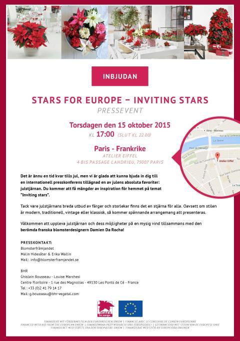 Stjärntrender i Paris
