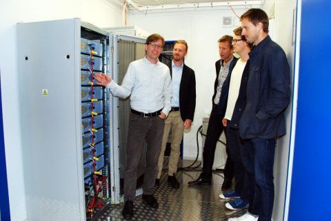 Möt våra partners: STRI gör plats för mer grön el i elnätet