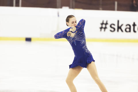 Anita Östlunds OS-debut räckte inte till finalplats