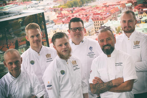 Four chefs from Gothenburg and Gothia Towers head to Culinary Olympics