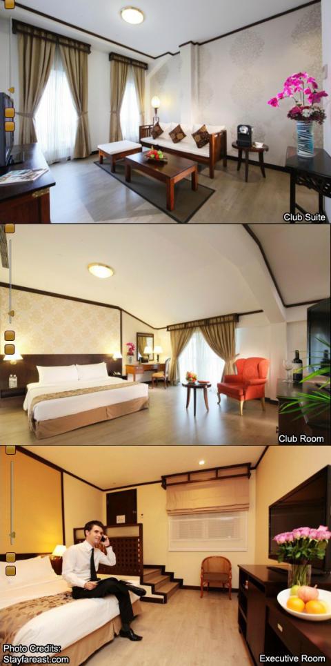 Flooring Installed by Evorich at Albert Court Hotel Singapore