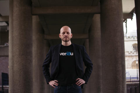 Rasmus Groth, CEO and founder of Veridu