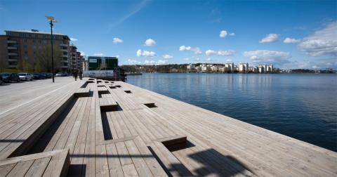 Bovisions bostadsprisgenomgång av tjugofem av landets större städer  visar att dyraste bostäderna finns i Stockholm och kranskommunerna