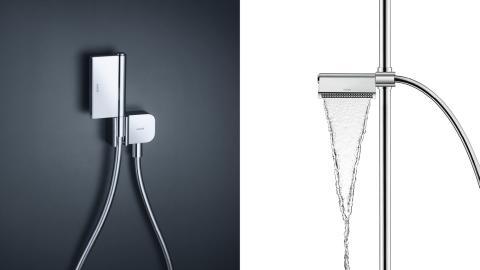 AXOR One: en perfekt enhet i dusjen