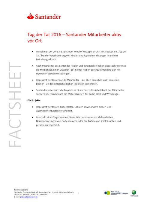 Factsheet_Tag der Tat_Santander Woche 2016