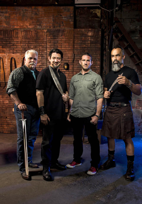 Forged in Fire (sæson 3)