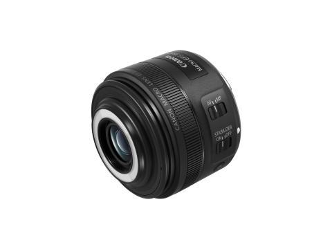 Canon lanserer EF-S 35mm f/2.8 Macro IS STM som gir krystallklare nærbilder