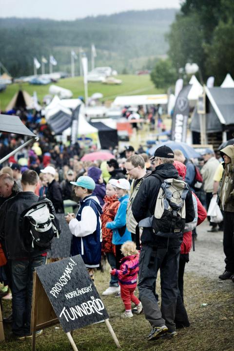 Fäviken Game Fair, Jämtland Härjedalen