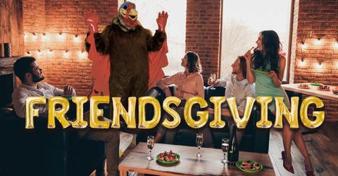 Friendsgiving på Butterick's