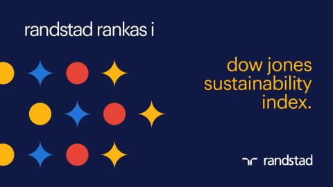 Randstad tar plats på välrenommerad hållbarhetsranking
