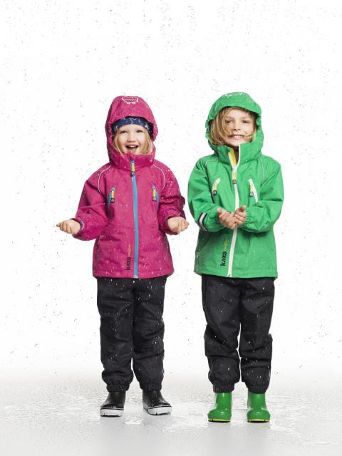 Funksjons klær til barn vår 2013