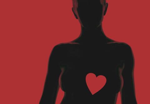 Hjertesykdom er den ledende dødsårsaken for kvinner i Norge