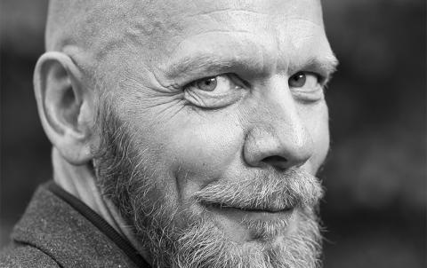 Kenneth Kvarnström får 2016 års Ganneviksstipendium inom dans