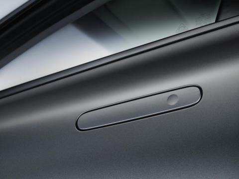 Hyundai Nexo Aerodynamic Door Handle - closed