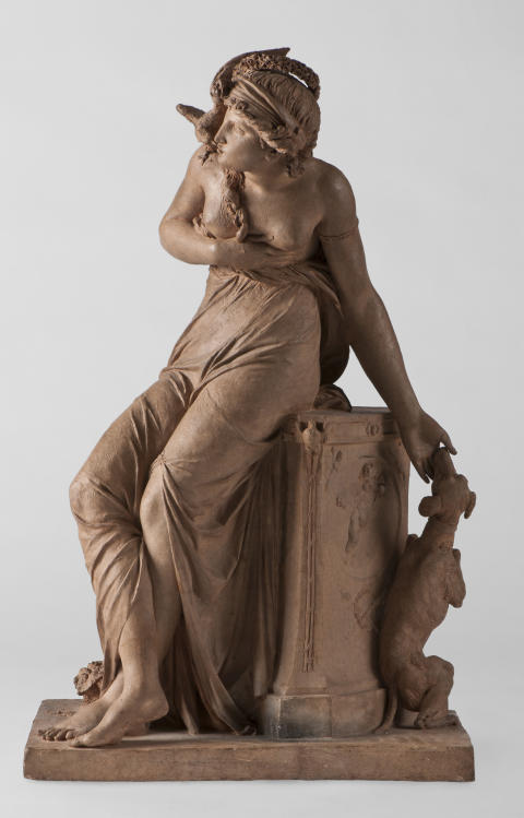 New acquisition: Terracotta sculpture by Jean-Baptiste Stouf